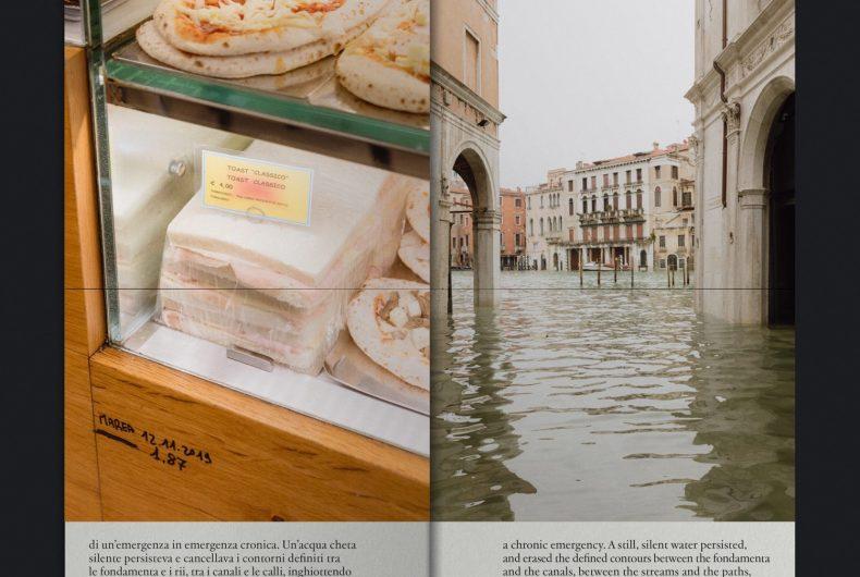 Era Mare, un libro fotografico che fa riemergere Venezia