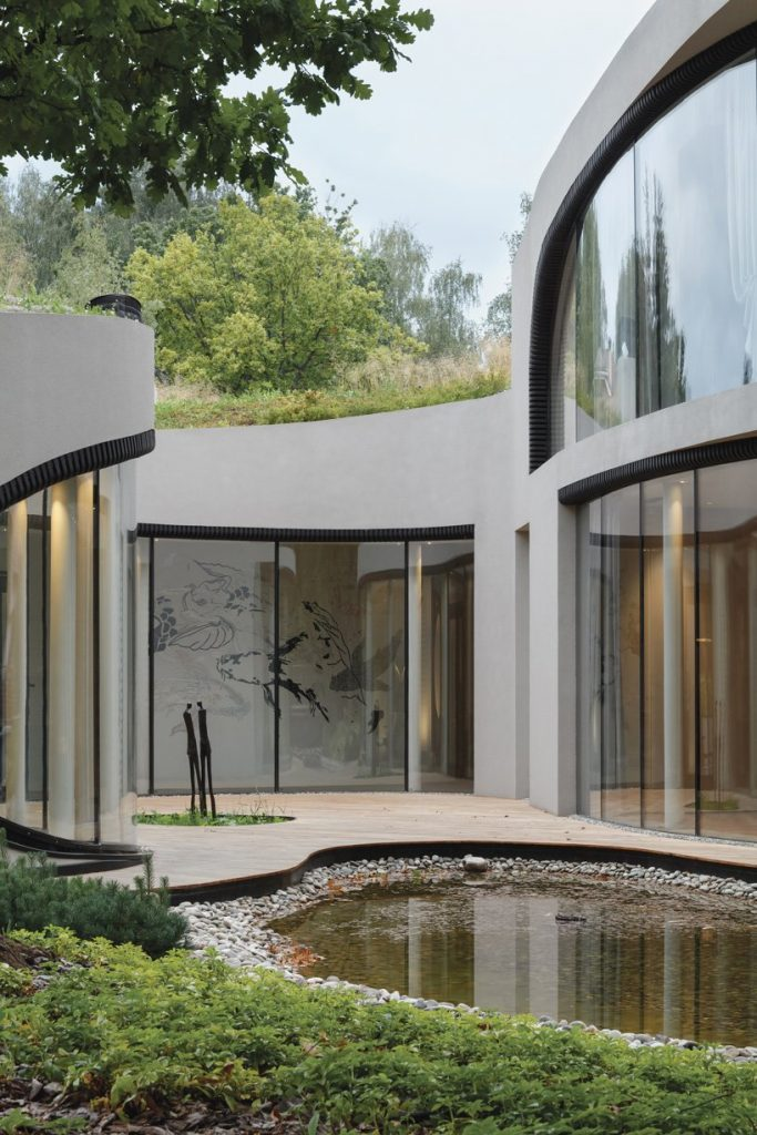 House in the Landscape | Collater.al 1