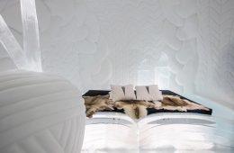 ICEHOTEL, l'albergo costruito con neve e ghiaccio
