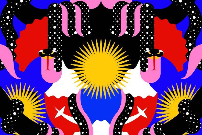 Il regno dei colori, le illustrazioni di Pilar Torcal