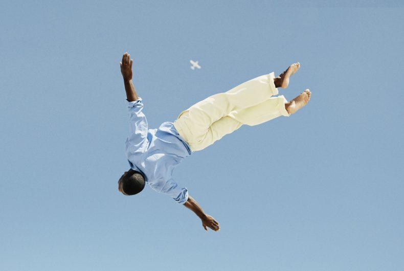 In Flight, gli angeli di Tom van Schelven