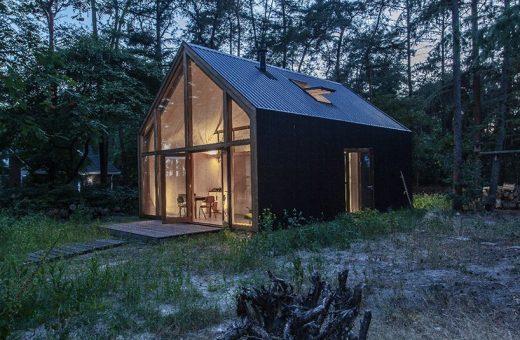 Indigo Cabins, Danish low-consumption houses