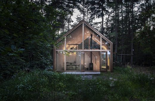 Indigo Cabins, le case danesi a basso consumo