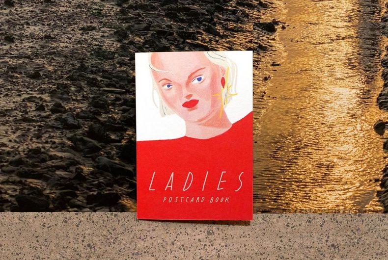 Ladies, le illustrazioni sulle donne che raccontano il loro vero io