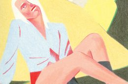 Ladies, illustrations about women telling their true selves