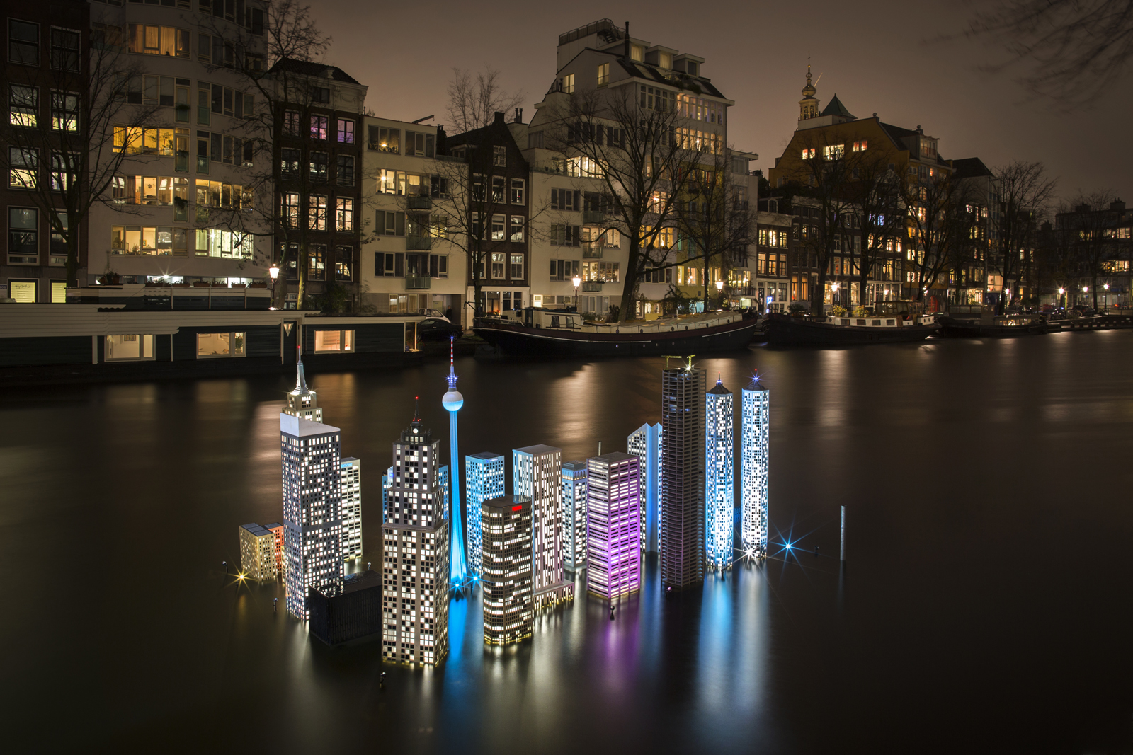 The Amsterdam Light Festival 2019-20 amazing image show