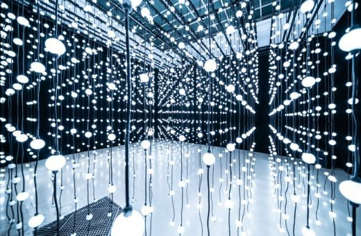 Light Architecture, l'installazione luminosa a Budapest