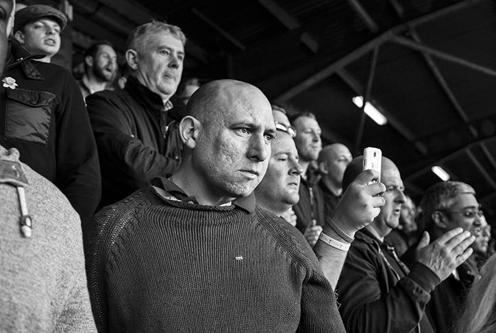 Martin Andersen: Tottenham Hotspur fans