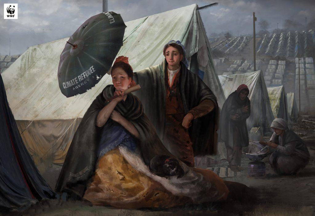 Museo del Prado: i quadri risentono del cambiamento climatico | Collater.al