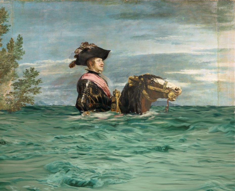 Prado Museum: paintings affected by climate change