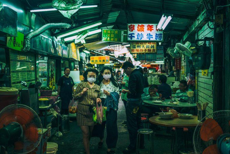 Nightwalk, il progetto fotografico di Przemek Krawczykowski