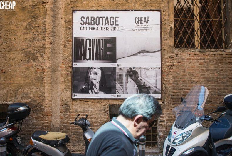 Sabotaggio, il tema dell'ultima edizione di CHEAP
