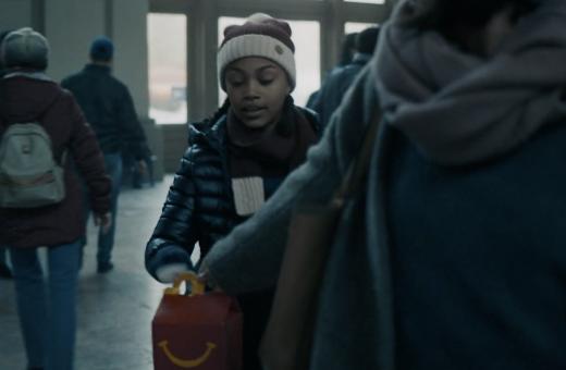 The Gift, lo spot natalizio di McDonald's