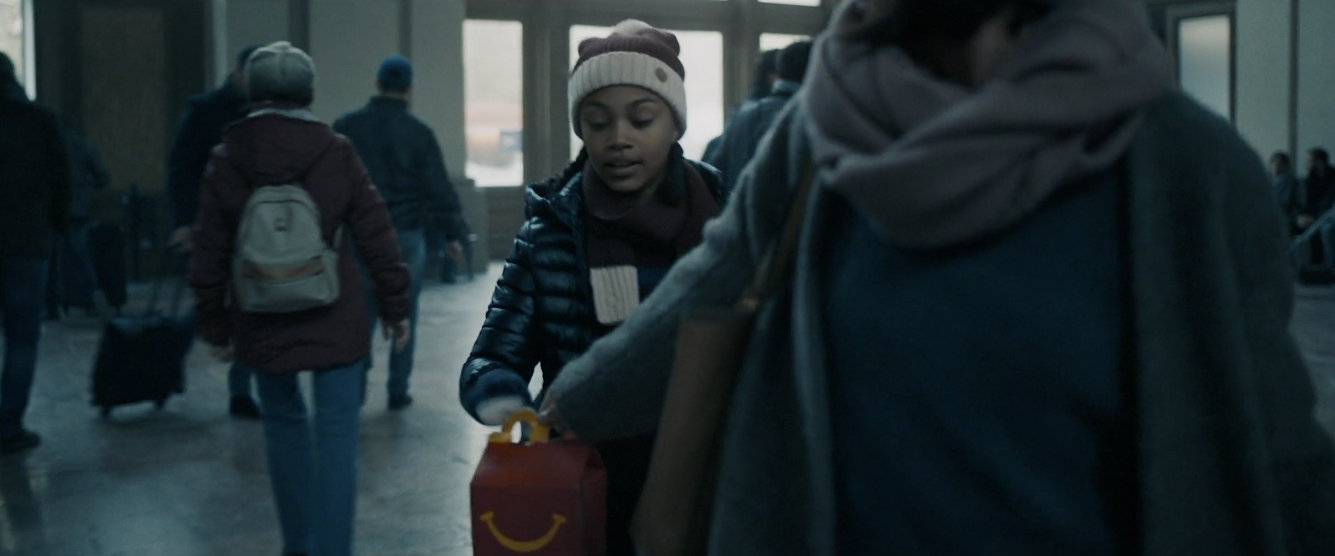 The Gift, McDonald's Christmas commercial
