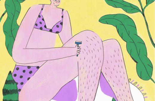 Le illustrazioni sui tabù della sessualità di Shut Up Claudia