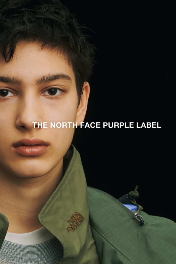THE NORTH FACE PURPLE LABEL | Collater.al 1