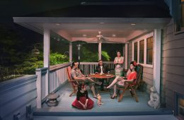The Chen Family, Fang Tong's photographic project