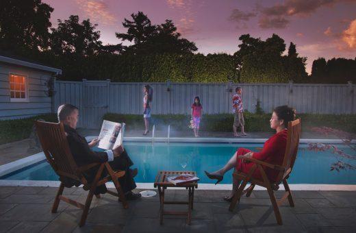 The Chen Family, il progetto fotografico di Fang Tong