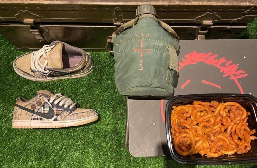 Travis Scott x Nike SB Dunk Low, la nuova collaborazione