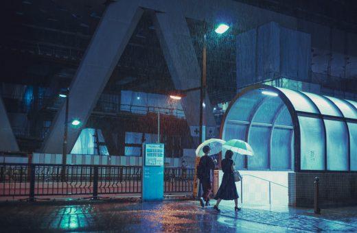 Una notte a Tokyo, le fotografie di Masashi Wakui