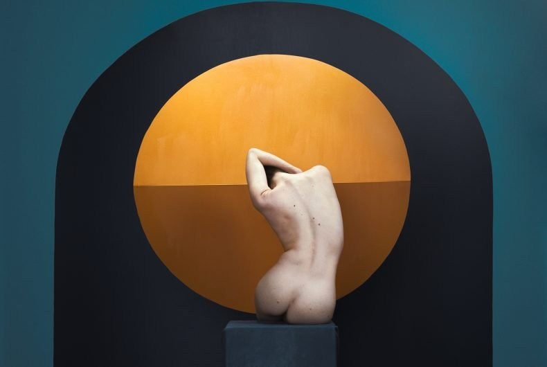 Ausentes, Rodrigo Chapa's sensual minimalism