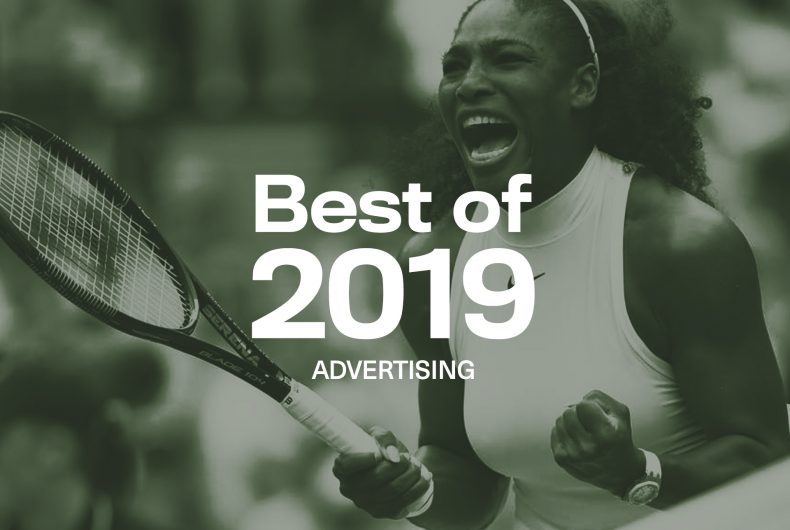 Best of 2019 – Advertising