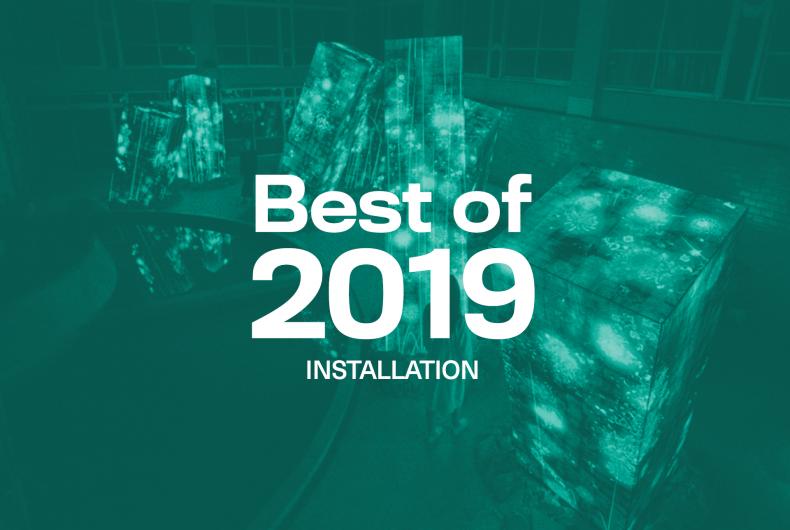 Best of 2019 – Installation