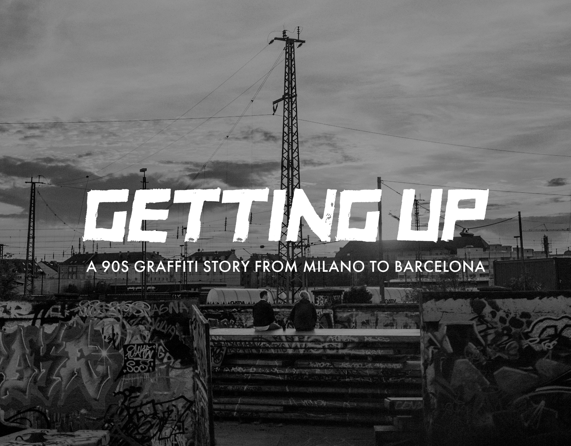 Getting Up, Nike and Collater.al's documentary about the '90s