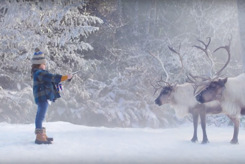 The best commercials to prepare for Christmas