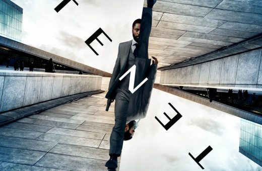 TENET, the new film by Christopher Nolan