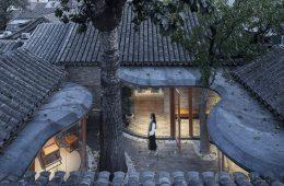 Archstudio rinnova un Siheyuan in Cina