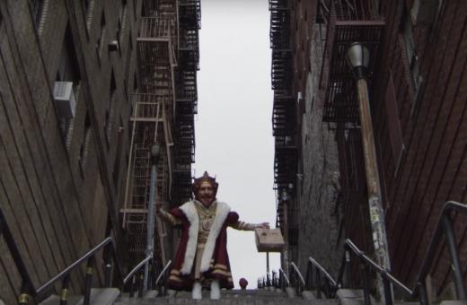 Burger King regala un Whopper agli abitanti del Bronx