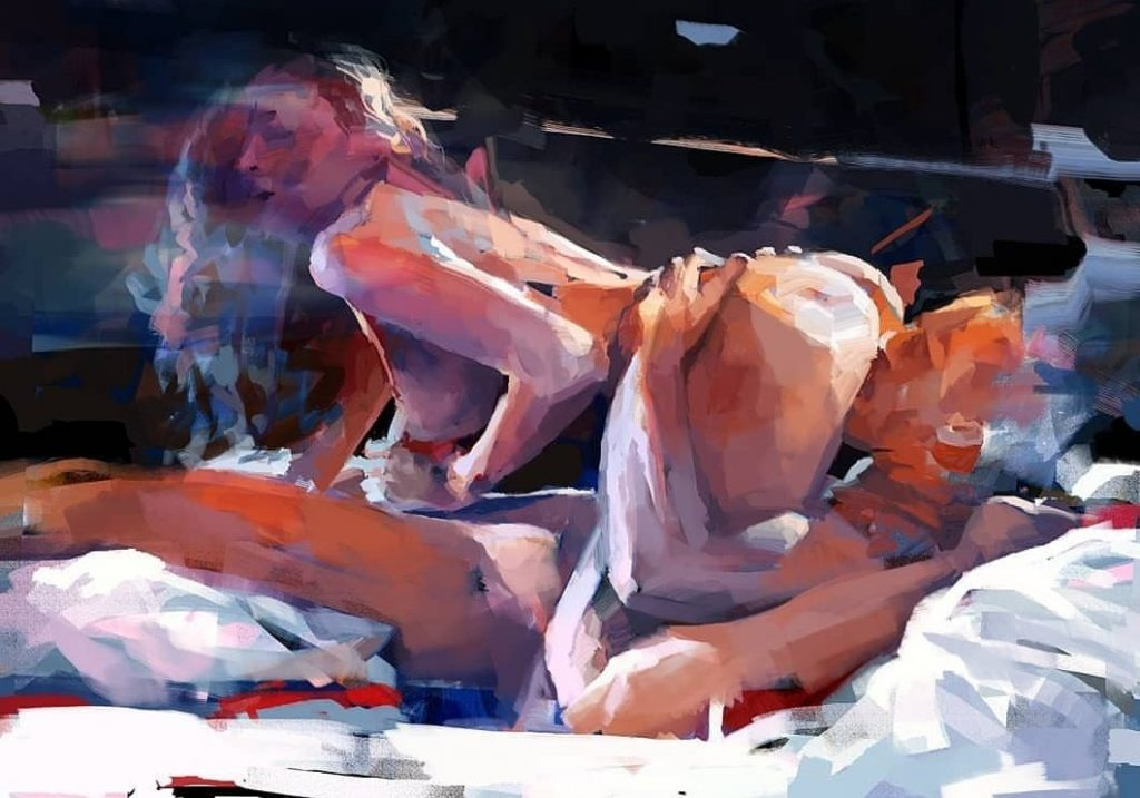 La digital art di Mateja Petkovic aka @milkformycoconut | Collater.al