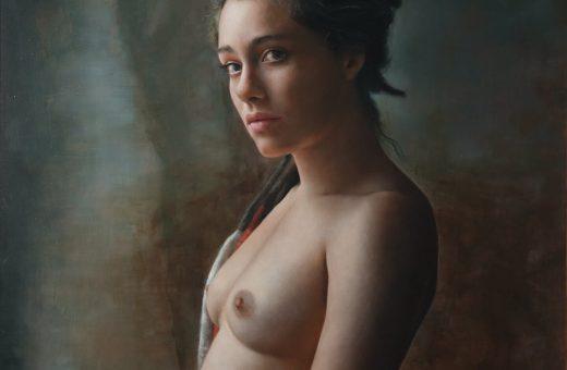 I ritratti iperrealistici di Anne-Christine Roda
