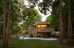 La casa arredata con influenza giapponese di Daniel Arsham