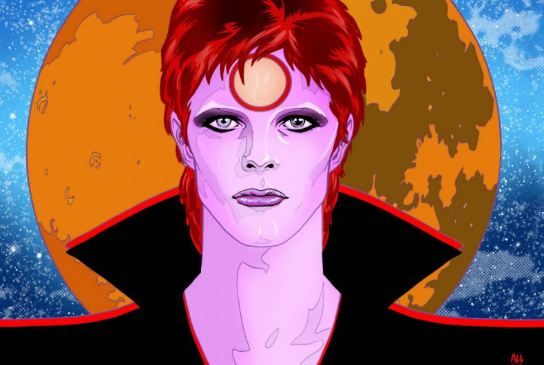 David Bowie – Stardust, Rayguns & Moonage Daydreams