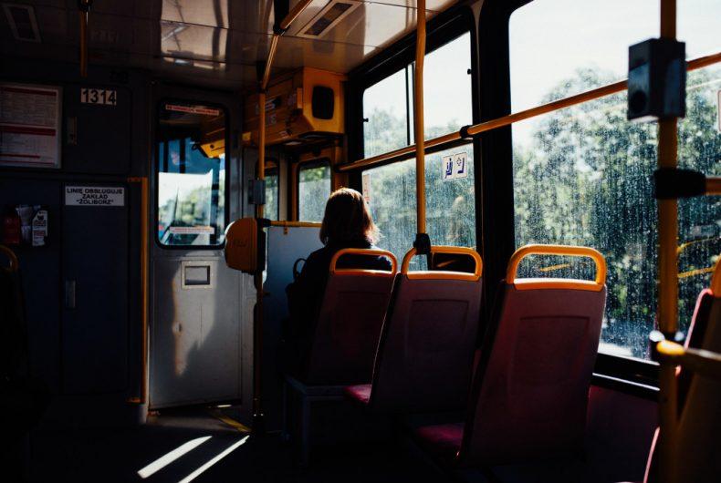 Erik Witsoe, il mondo visto da un tram