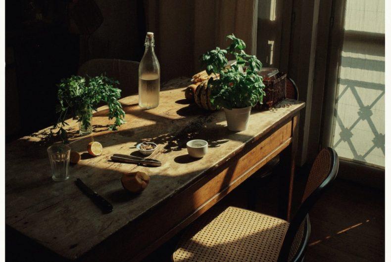 Iris Humm fotografa la luce di tutti i giorni