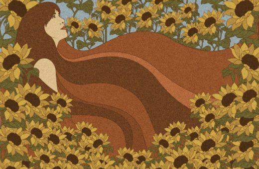 Jasmin Meier e le sue illustrazioni psichedeliche