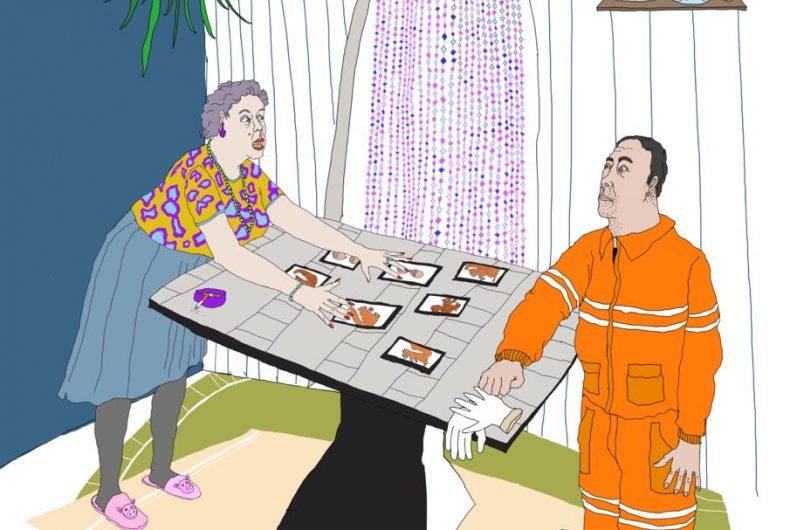 Le illustrazioni ironiche di Johanna Ploch