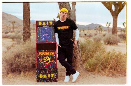 Pac-Man x BAIT, la collab che vi catapulterà negli anni 80
