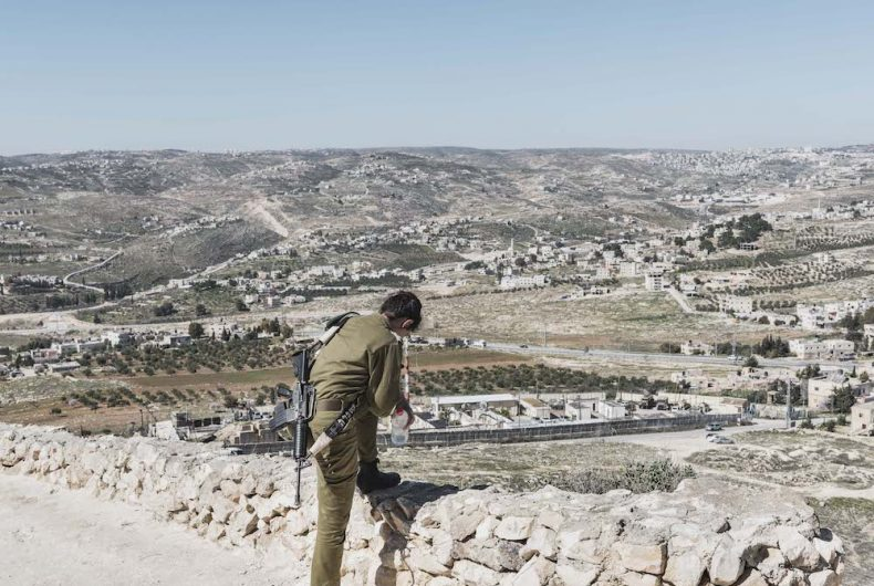 Promise me a Land, un viaggio tra Israele e Palestina