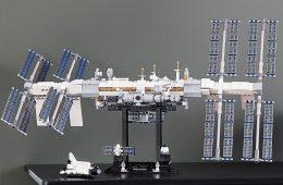 Ecco la Stazione Spaziale Internazionale in versione LEGO