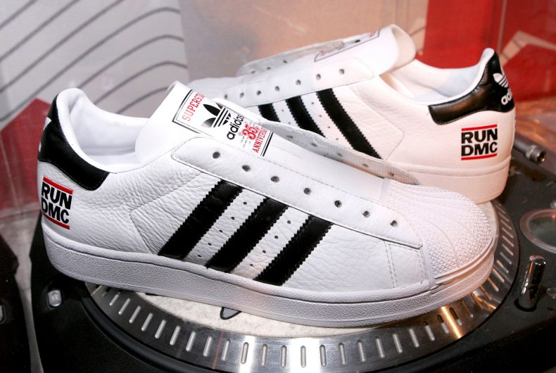 Run-DMC x adidas Superstar, the new collaboration