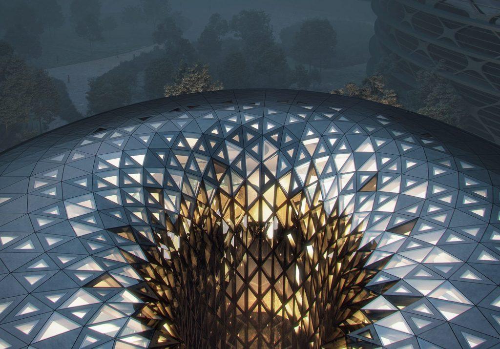 Unicorn Island Zaha Hadid | Collater.al