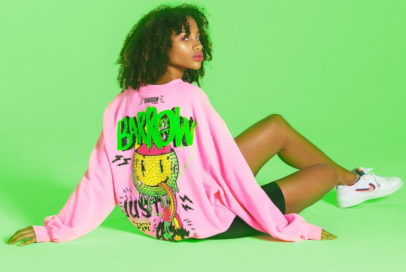 Here's Barrow, the brand for digital natives