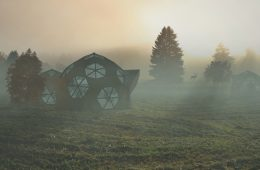 Geoship designs the living domes of the future