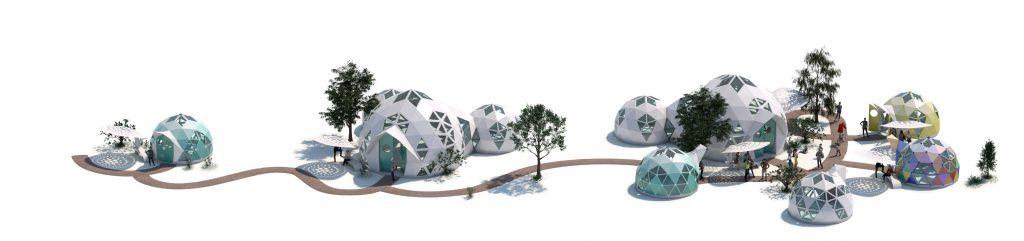 Geoship progetta le cupole abitative del futuro | Collater.al