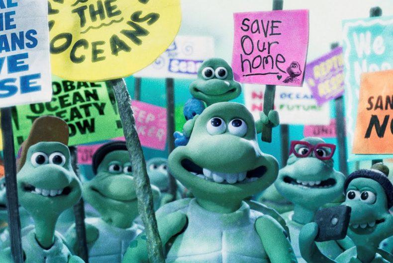 Turtle Journey, la toccante campagna di Greenpeace