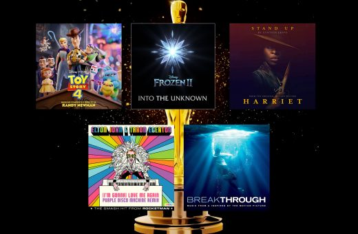 Five songs for one Oscar